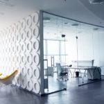 PA Hollingworth's Interior Design for new office block interior