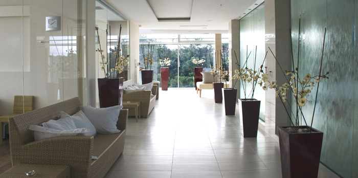 PA Hollingworth | Example of Decorated Office Interior