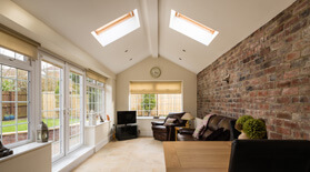 PA Hollingworth | Decorated House Extension