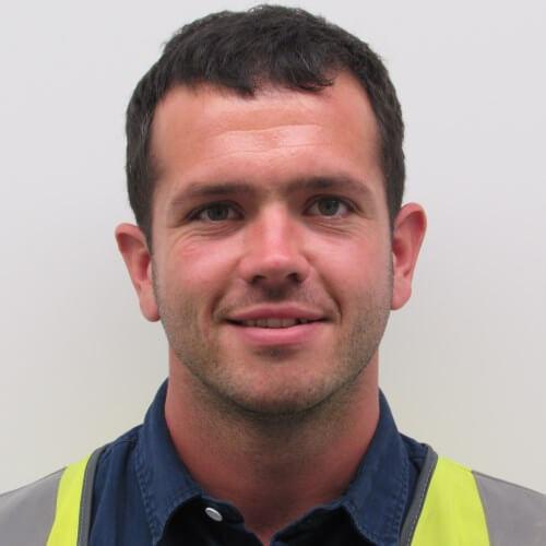 Ashley Hollingworth - Construction Manager
