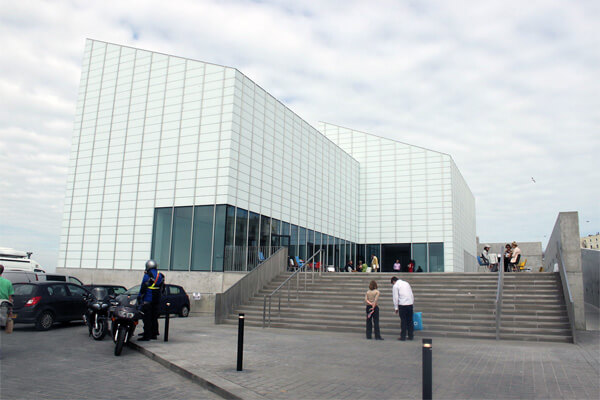 The Turner Gallery in Margate, Kent