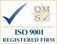 QMS ISO 9001 Logo